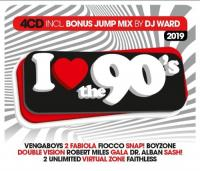 I Love The 90's (2019) (4CD)
