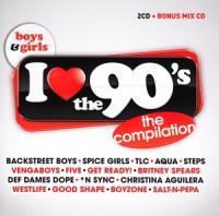 I Love The 90's (Boys & Girls) (3CD) (cover)