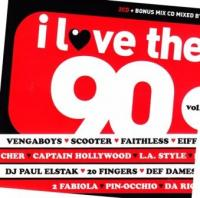 I Love The 90s Vol. 5 (3CD) (cover)