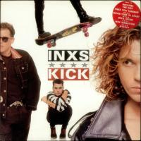 Inxs - Kick (LP) (cover)