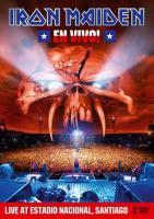 Iron Maiden - En Vivo: Live At Estadio Nacional, Santiago 2011 (2DVD) (cover)