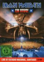 Iron Maiden - En Vivo! (Steelbook) (2DVD) (cover)