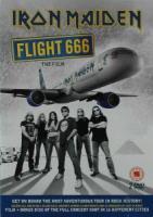 Iron Maiden - Flight 666 2dvd (cover)