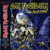 Iron Maiden - Live After Death (Limited Picture Disc) (2LP) (cover)