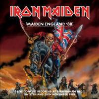 Iron Maiden - Maiden England '88 (2LP) (cover)