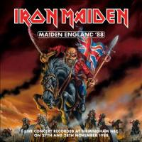 Iron Maiden - Maiden England '88 (cover)