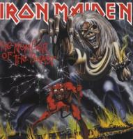 Iron Maiden - Number Of The Beast (LP) (cover)