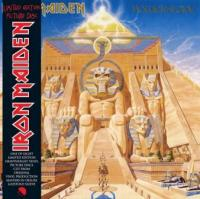 Iron Maiden - Powerslave (Limited Picture Disc) (LP) (cover)