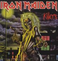 Iron Maiden - Killers (LP) (cover)