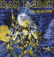 Iron Maiden - Live After Death (LP) (cover)