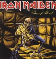 Iron Maiden - Piece Of Mind (LP) (cover)