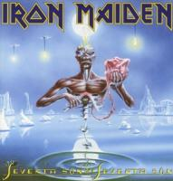 Iron Maiden - Seventh Son Of A Seventh Son (LP) (cover)