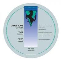 """Blake, James - CMYK EP (12"""") (cover)"""
