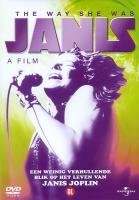 Joplin, Janis - Janis: The Way She Was (DVD) (cover)