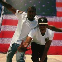 Jay-Z & Kanye West - Throne 2