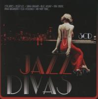 Jazz Divas (Tin Box) (cover)