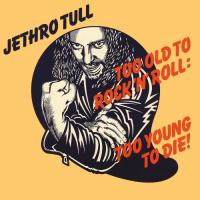 Jethro Tull - Too Old To Rock 'n Roll (LP)