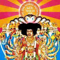 Hendrix, Jimi -Experience - Axis:bold As Love (LP) (cover)