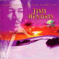 Hendrix, Jimi - First Rays Of The New Rising Sun (+DVD) (cover)