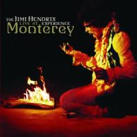 Hendrix, Jimi - Live At Monterey (cover
