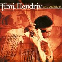 Hendrix, Jimi - Live At Woodstock (cover)