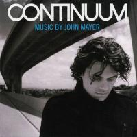 Mayer, John - Continuum (cover)