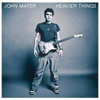 Mayer, John - Heavier Things (cover)