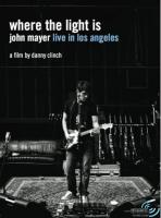 Mayer, John - Where The Light Is (DVD) (cover)