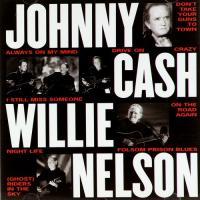 Cash, Johnny/Willie Nelson - VH1 Storytellers (cover)