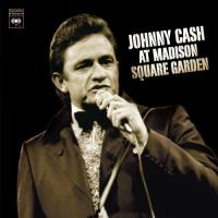 Cash, Johnny - At Madison Square Garden (cover)