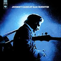 Cash, Johnny - At San Quentin (LP) (cover)