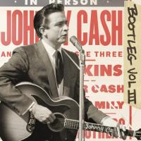 Cash, Johnny - Bootleg 3: Live Around The World (LP) (cover)