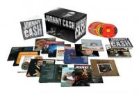 Cash, Johnny - Complete Columbia Collection (63CD BOX) (cover)
