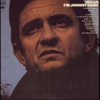 Cash, Johnny - Hello, I'm Johnny Cash (LP) (cover)