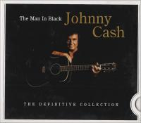 Cash, Johnny - Man In Black (Definitive Collection) (cover)
