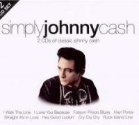 Johnny Cash - Simply Johnny Cash (2CD) (cover)