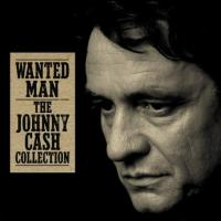Cash, Johnny - Wanted Man: Collection (cover)