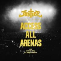 Justice - Access All Arenas (Live) (LP+CD) (cover)