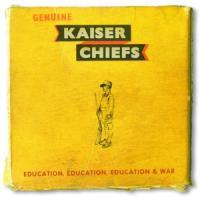 "Kaiser Chiefs - Education, Education, Education & War (LP+7"") (cover)"
