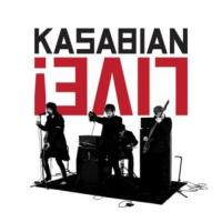 Kasabian - Live! (2CD) (cover)