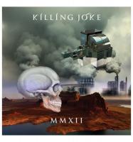 Killing Joke - MMXII (LP) (cover)