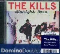 Kills - Midnight Boom_blood.. (cover)