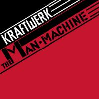 Kraftwerk - Man Machine (LP) (cover)