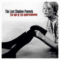 Last Shadow Puppets - Age Of The Understatement (LP) (cover)