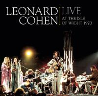 Cohen, Leonard - Live At Isle Of Wight 1970 (CD+BluRay) (cover)