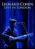 Cohen, Leonard - Live In London (DVD) (cover)