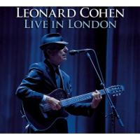 Cohen, Leonard - Live In London (2CD) (cover)