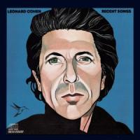 Cohen, Leonard - Recent Songs (LP) (cover)