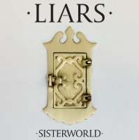 Liars - Sisterworld (LP+CD) (cover)