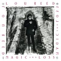 REED, LOU - Magic and Loss (2LP) (D side etched)